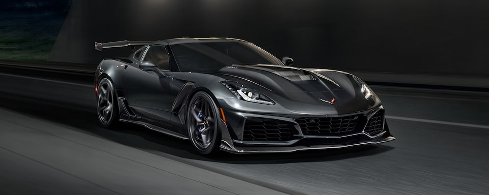 Chevrolet Corvette ZR1 2018 supersport